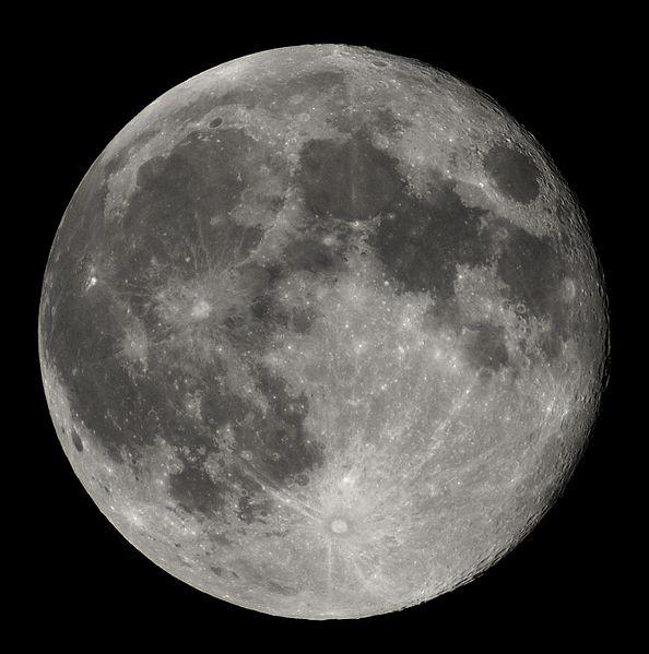 Descoberta foi feita após cientistas medirem nível de gravidade dessa região lunar  Foto: BBC / Reprodução